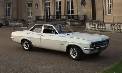 Roger's Vauxhall