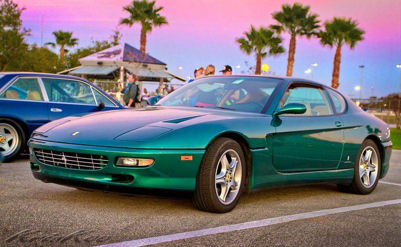 456 prettiest Ferrari ever