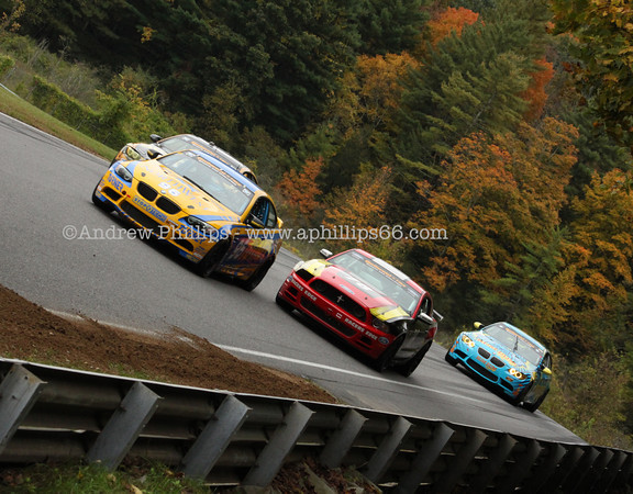 Rolex Grand Am Lime Rock Park 2012