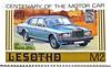 Lesotho 85 Silver Spirit