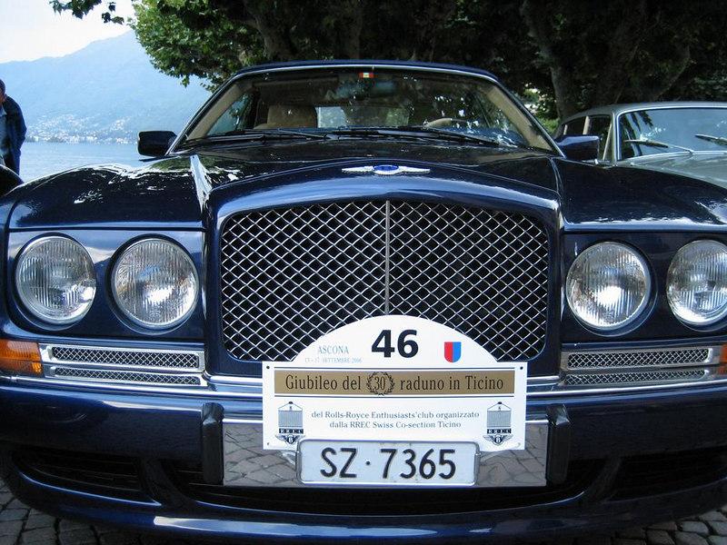 New Bentley (impressive but yuck!)