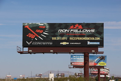 Ron Fellows Corvette Performance Driving School - Spring Mountain Motorsports Resort - Parumph,  Nevada - 04/13/2016