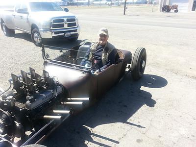 Ronn's 1919 Dodge