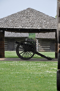 Historic Fort Gibson, OK.