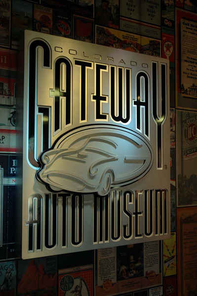 Gateway Colorado Auto Museum, about 1 hour southwest of Grand Junction. The Hendricks Collection features over forty American cars and their unique place in automotive history.