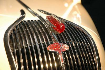 1937 Hudson Terraplane Coupe.