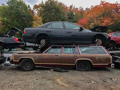 Ford Country Squire Wagon. Perfect for a Wagon Queen Family Truckster.