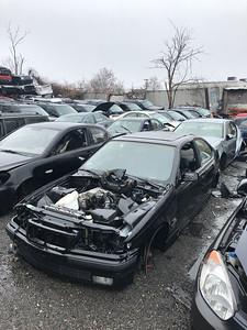 BMW 318ti California Roof Naumkeag Auto Parts, Salem, MA