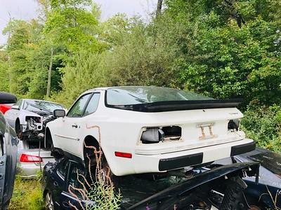Porsche 944 Holland's Auto Parts, Billerica, MA