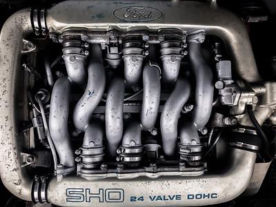 Ford Taurus SHO Holland's Auto Parts, Billerica, MA