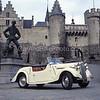 Singer nine roadster  1946