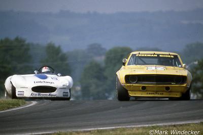 #32 GT1 Jerry Dunbar-Camaro #19-Freddy Baker