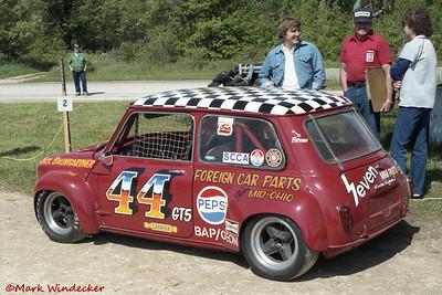 2-GT5 JACK BAUMGARDNER MINI COOPER S