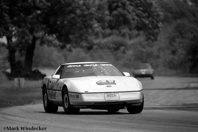 SSGT-Larry Luser Corvette