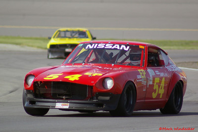 9th 7-EP Don Bunt Datsun 240Z