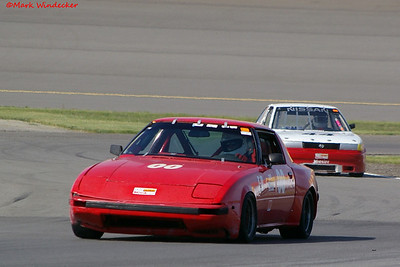 20th 13-EP James Malinowski Mazda RX-7