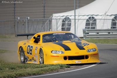 21st 3-GT1 Stephen Scannell Camaro