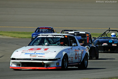 13th 9-EP Fred Albright Mazda RX-7