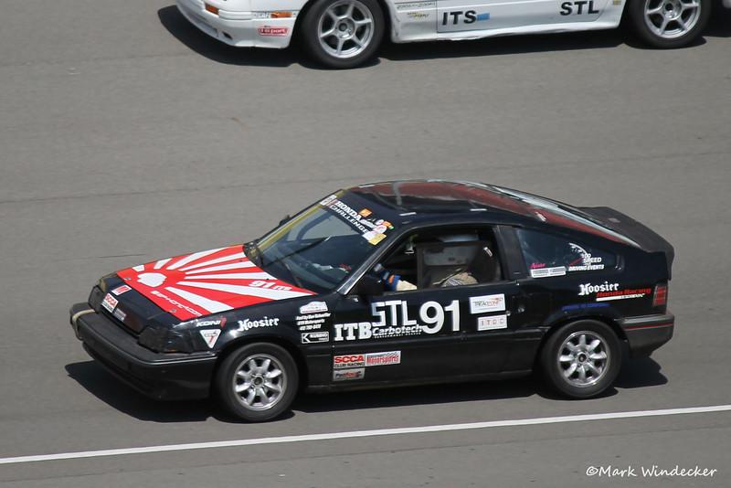 14th 7-STL Tom Lamb Honda CRX Si