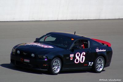 18th 4-T2 Joel Hipp  Mustang