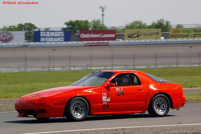 17th 12-EP David Smith Mazda RX-7