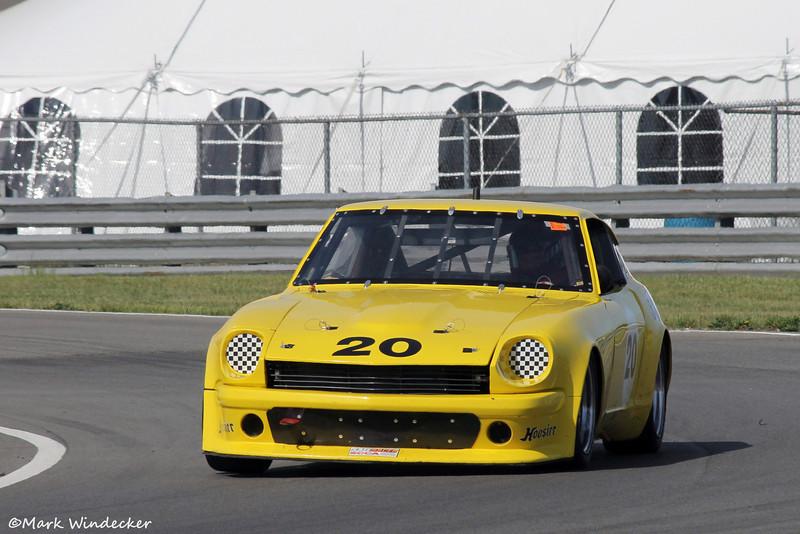 5th 4-EP Lance Loughman  Datsun 240Z