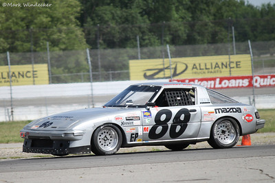8th 6-EP Rob Hummel Mazda RX-7
