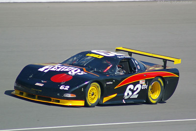 3rd 1-GT1 Dick Greer Corvette