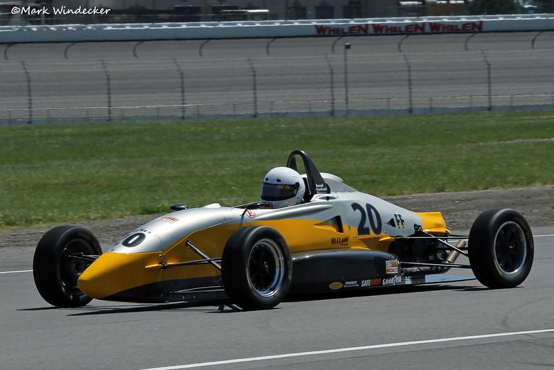 15th 5-FF Russell Ruedisueli VanDiemen RF-99