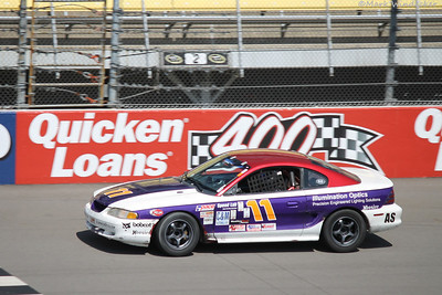 8th 2-AS David Venhaus Mustang
