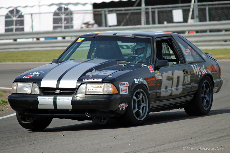 16th 6-AS Matt Regan Mustang
