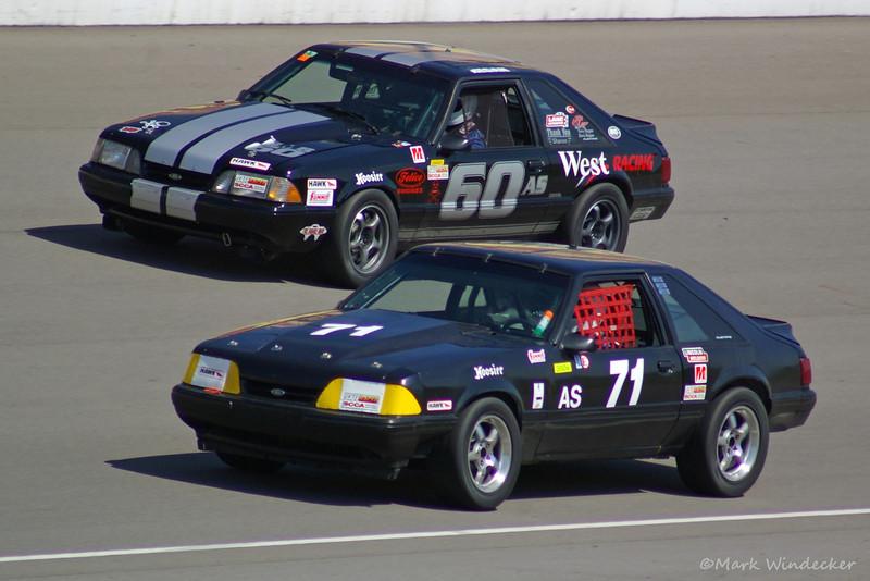 14th 5-AS Mark Muddiman Mustang