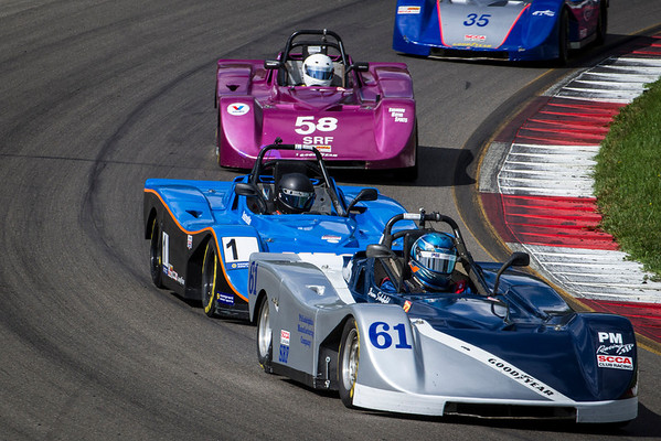 SCCA Major - Watkins Glen 2013