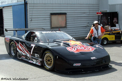 Corvette Jerry Kinn