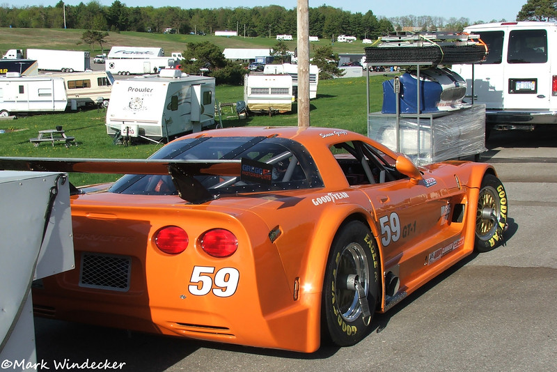 Corvette Simon Gregg