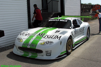 Jaguar XKR Tom Drissi