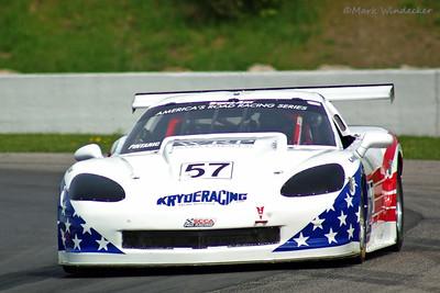 4th David Pintaric Corvette