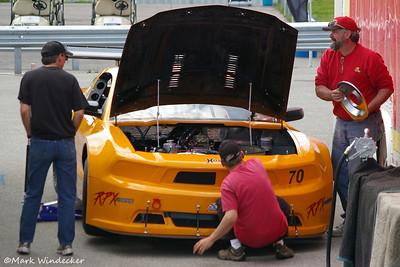 TA2 Mustang Dale Madsen