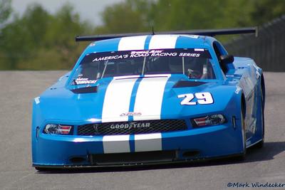 6th Andrew Romocki Mustang