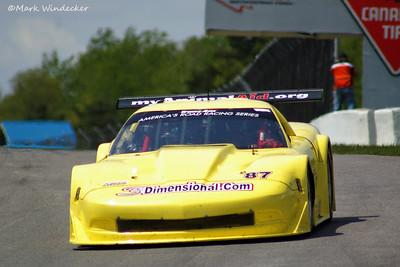 1st Doug Peterson Corvette