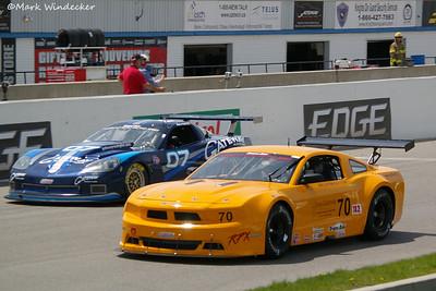 25th 15-TA2 Dale Madsen Mustang