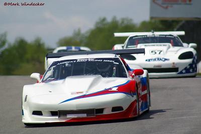 3rd Simon Gregg Corvette