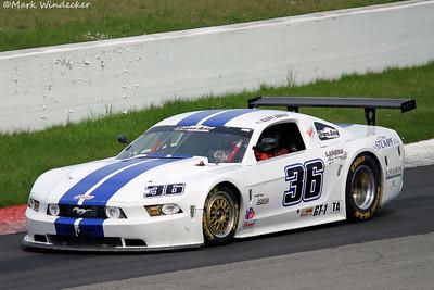 5th Cliff Ebben Mustang