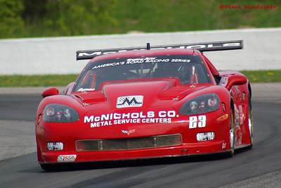 8th Amy Ruman Corvette
