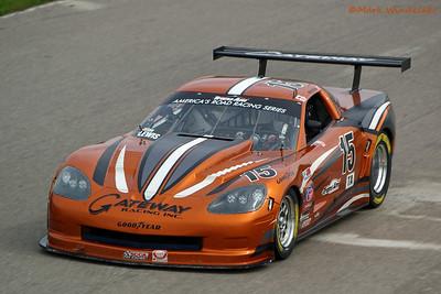 9th Allan Lewis Corvette