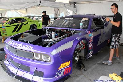 TA2- Stevens Miller Racing/Dodge Challenger