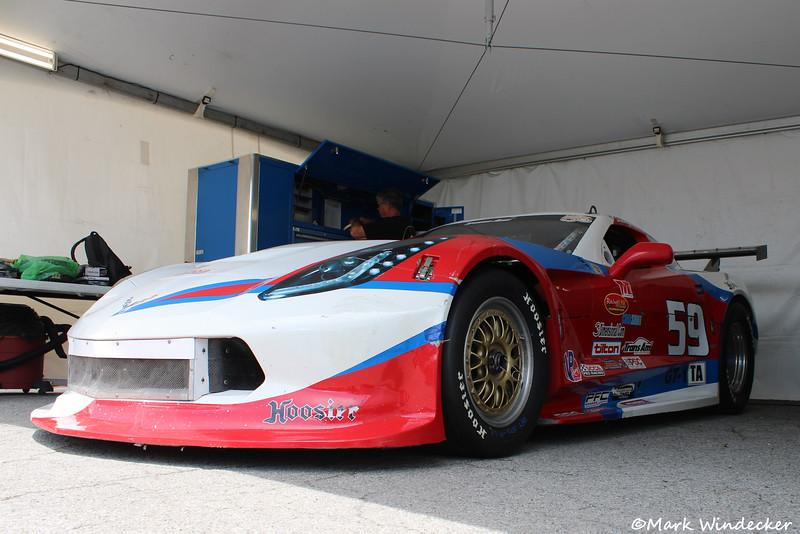 TA-Derhaag Motorsports/Chevrolet Corvette
