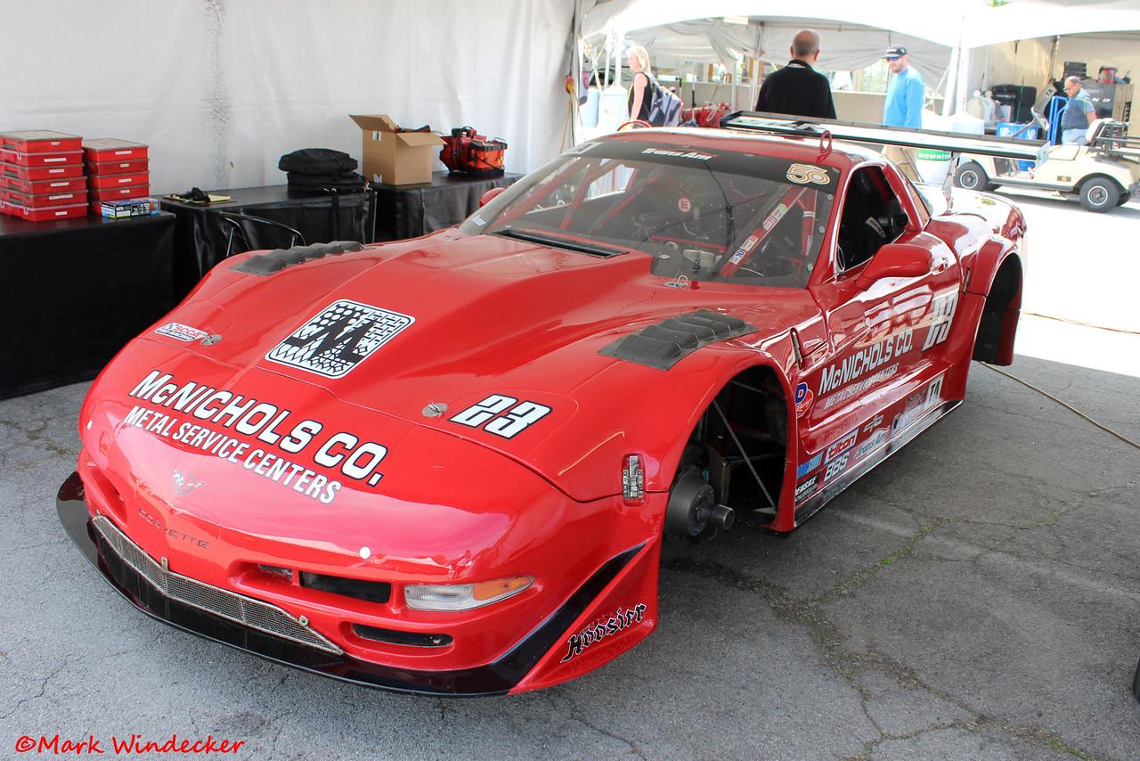 TA-McNichols Co./Chevrolet Corvette
