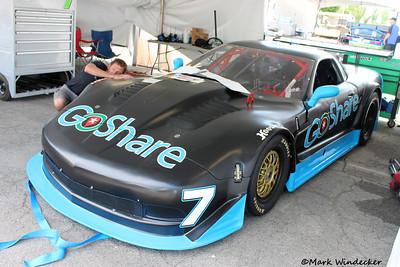 TA-GoShare/Chevrolet Corvette