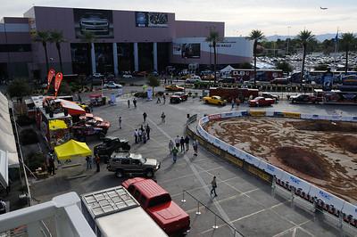 SEMA 2008 - Tuesday, November 4th